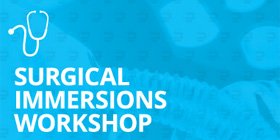 Surgical Immersions Workshop in Barcelona 2015 with cooperation of Grena Ltd.