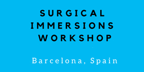 Surgical Immersions Workshop in Barcelona with cooperation of Grena Ltd.