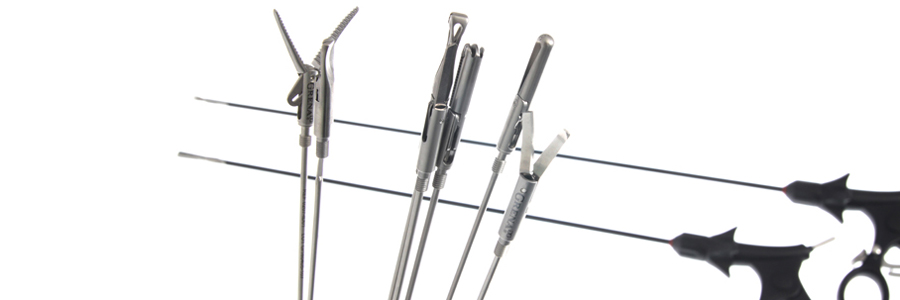 Reusable Laparoscopic Instruments