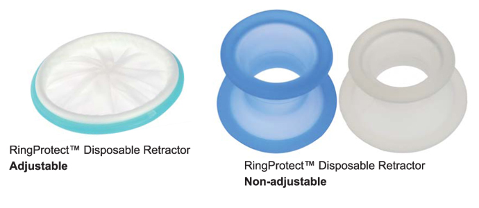 RingProtect™ Disposable Retractor