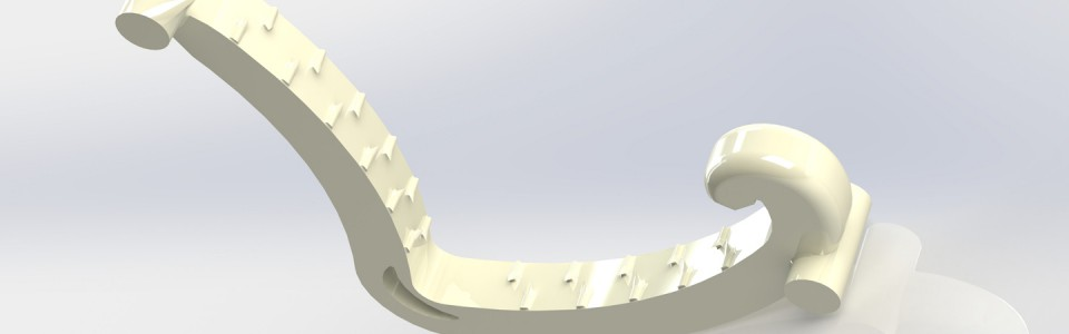 2nd generation polymer ligating clip